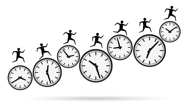 Как перестать опаздывать на работу